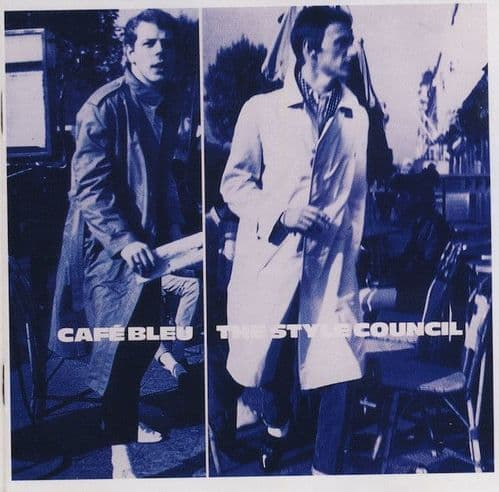 The Style Council<br>Cafe Bleu<br>CD, RE, RM